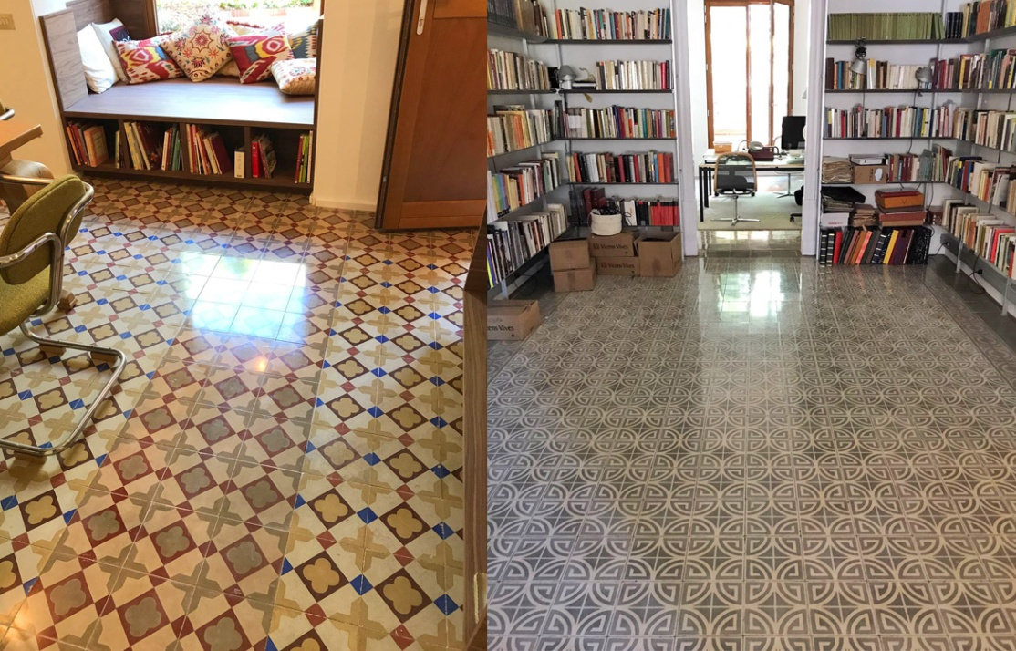 La Fabrique Carreaux Ciment Pinar Miró - Appartement Barcelona